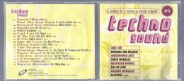 Disque CD TECHNO N°1 CARL COX ARMAND VAN HELDEN CHRISTOPHER JUST DAVID MORALES BROOKLYN BOUNCE AGE OF LOVE AURORA BOREAL - Compilaties