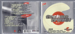 Disque 2 CD TECHNO TRAVEL Underworld Josh Wink Carl Cox Hardfloor Green Velvet Deruyter Joey Beltram Dave Clarke Sir Cus - Compilations