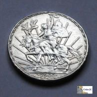 México - 1 Peso - Caballito - 1911 - Mexiko