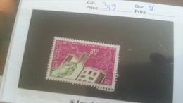 LOT 254704 TIMBRE DE COLONIE SOMALIS NEUF**