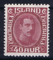 Iceland: 1931 Mi Nr 164 MNH/** Postfrisch   Fa 154 - 1918-1944 Administration Autonome