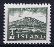 Iceland: 1935 Mi Nr 182 MNH/**  Fa 211 - 1918-1944 Administration Autonome