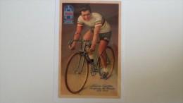 CYCLISME CICLISMO RADSPORT WIELRENNEN :  Learco GUERRA Champion Du Monde Maino Colorisé Reproduction - Cycling