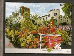 Portugal ** &  Madeira, Festa Da Flor  2015 (1) - Neufs