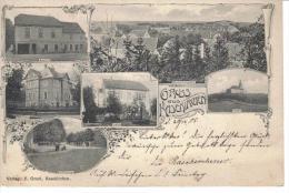 CASEKIRCHEN Kasekirchen Molauer Land Naumburg - Z. B. Gasthof Dorfstr. - 1905 - Alemania