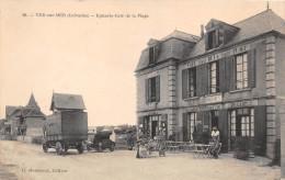 """¤¤  -      20   -  VER-sur-MER   -  Epicerie   -   Café De La Plage   -  Restaurant """" Bouezou """"    -  ¤¤ - Zonder Classificatie"""