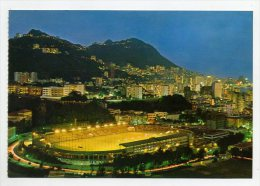 HONG KONG, China - Description In Back Side, Football, Stadium, Soccer  ( 2 Scans ) - Chine (Hong Kong)