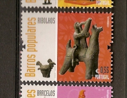 Portugal ** &  Barros Populares, Ribolhos  (2015) - Fabbriche E Imprese