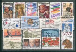Collection ETATS-UNIS ; U.S.A. ; 1984-86 ; Y&T N° ; Lot : 108 ; Oblitéré ; - Usati