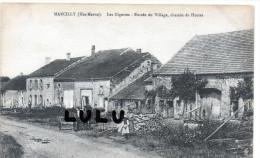 DEPT 52 ; Marcilly , Les Gigottes Entrée Du Village Chemin De Hortes - Frankreich