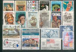 Collection ETATS-UNIS ; U.S.A. ; 1983-85 ; Y&T N° ; Lot : 107 ; Oblitéré ; - Usati