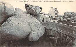 22 - Ploumanac'h - Le Chapeau De Marquis Au Phare - Ploumanac'h