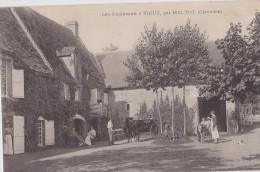 VIEUX Par MALTOT  Les Papineaux - France