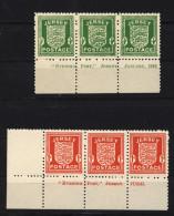 Jersey,1y,2y, DV,UR-3er,xx - Besetzungen 1938-45