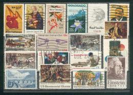 Collection ETATS-UNIS ; U.S.A. ; 1974-1979 ; Y&T N° ; Lot 99 ; Oblitéré ; - Usati