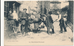 Le Maréchal - Ferrant, Douziech, Editeur, Rodez (Aveyron) - Rodez