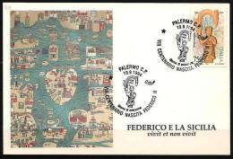 Italia/Italy/Italie: Federico II Di Svevia, Frédéric II De Souabe, Frederick II Of Swabia - Famous People