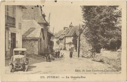 15 - JUNHAC - La Grande Rue - Automobile - Other Municipalities