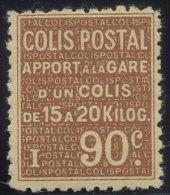 -France Colis Postaux  28C**Maury - Colis Postaux