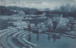 Italy 1922 Used Postcard, Siracusa, VE 50c - 1900-44 Vittorio Emanuele III