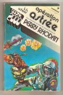 Marabout Poche 2000 N°1 -- K.H. Scheer - Les Aventures De Perry Rhodan- Opération Asrée - Marabout SF
