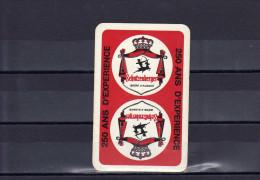 Dos D´une Carte à Jouer De La Brasserie Schutzenberger - Non Classés