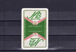 Dos D´une Carte à Jouer De La Biere JFB - Ohne Zuordnung
