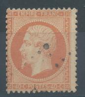 Lot N°28152    N°23, Oblit , Propre - 1862 Napoleon III