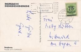 BAMBERG - 17.11.1923  ? - Briefe U. Dokumente
