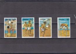 Tokelau Nº 77 Al 80 - Tokelau
