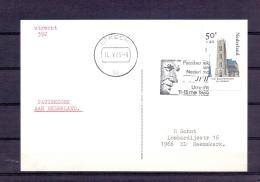 Nederland - Pausbezoek Aan Nederland - Utrecht 11-15/5/1985    (RM8077) - Papas