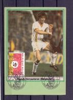 België - Le Foot En Fete - Franky Vercauteren - Petit Rechain 25/3/2000  (RM8165) - Zonder Classificatie