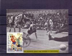 België -  Cercle Philatelique Athus - Athus 6/6/1998 (RM8178) - Hand-Ball