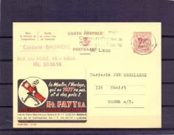 België -Et. Fayt - Liège 1966   (RM8222) - Horlogerie