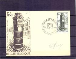 België -  Sint Niklaas  23/4/1977  (RM8282) - Dag Van De Postzegel