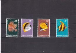 Tokelau Nº 45 Al 48 - Tokelau