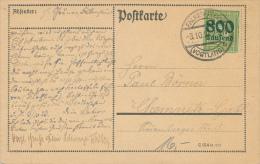 FALKENSTEIN - 10.3.1923 - Briefe U. Dokumente