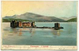 O.99.  CANNERO Riviera -  1905 - Italie