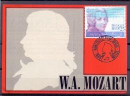 België - W.A. Mozart - Kunstspectrum - Meise 30/11/91   (RM8553) - Music