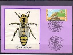 België - Musée De L'abeille - Tilff 30/8/97  (RM8573) - Abeilles