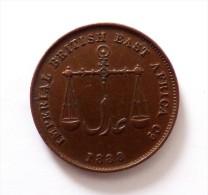 Est Africa Monbasa 1888  Qualite - Non Classificati