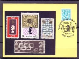 Belgi� - Tentoonstelling KWB Kokaz - Kontich 15/10/83  (RM8603)