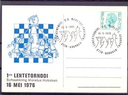 Belgi� - 2e lentetornooi S.K. Moretus Hoboken -  Hoboken 3/4/1977   (RM8607)