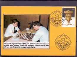Belgi� - K.B.S.B. - F.R.B.E. - Brussel 18/3/1995  (RM8611)