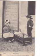 24357 Bourbonnais , Petite Mere, Mariette Courri Champs - Berceau Enfant Campagne - Ed MTIL Trefle 3080 - Non Classés