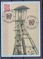 België - A.T.T. Charleroi  - Marcinelle 19/9/1981  (RM8767) - Métiers