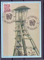 België - A.T.T. Charleroi  - Marcinelle 19/9/1981  (RM8767) - Beroepen