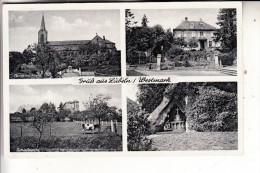 F 57740 LONGEVILLE-Les-Saint-Avold / LUBELN, Mehrbild, 1944 - Faulquemont