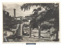 FIESOLE LE TERME I NON  VIAGGIATA F.G. - Firenze