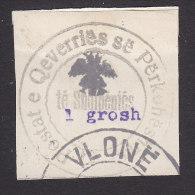 Albania, Scott #23, Used, Double Headed Eagle, Issued 1913 - Albania